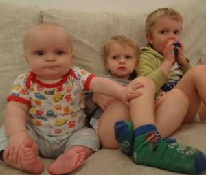 My three mini-Hes